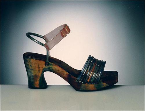 sandals by joseph de bach