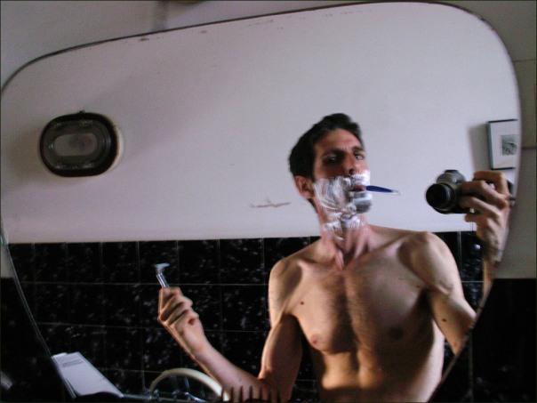 Fabrizio ceciliani selfportrait
